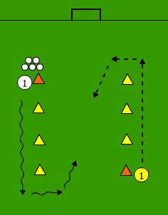 1tegen1-spelvorm